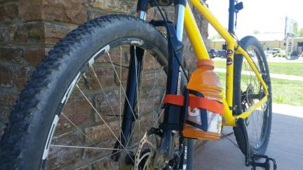 Connect Anywhere Bicycle Water Bottle Holder